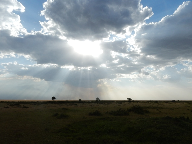 BLOG sun over mara